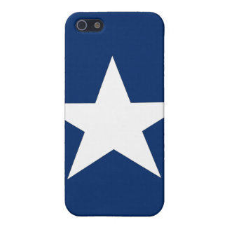 Bonnie Blue Flag First Texas Cofederate Volunteers iPhone SE/5/5s Cover