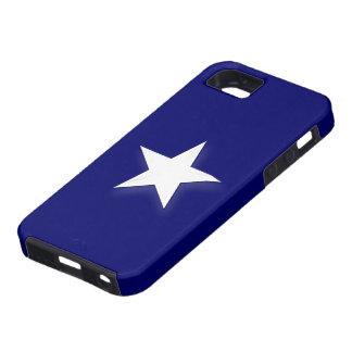 Bonnie Blue Flag iPhone SE/5/5s Case