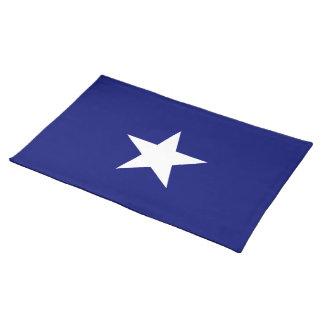 Bonnie Blue Flag Placemat Cloth Placemat