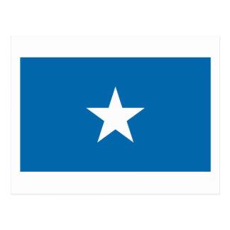 Bonnie Blue Flag Postcard
