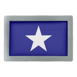 Bonnie Blue Flag with Lone White Star Belt buckle