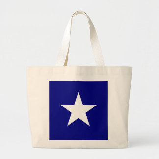 Bonnie Blue Flag with Lone White Star Tote Bag