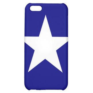 Bonnie Blue Hard Shell Case  for iPhone 4 iPhone 5C Cover