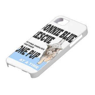 Bonnie Blue Rescue iPhone 5 Case! iPhone SE/5/5s Case