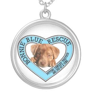 Bonnie Blue Rescue Necklace