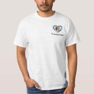Bonnie Blue Rescue Transporter T-shirts