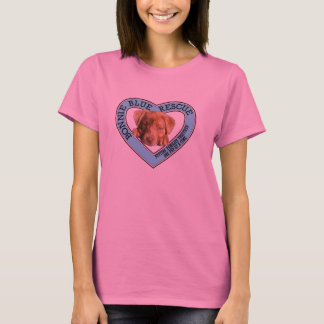Bonnie Blue Rescue Woman's T-shirt