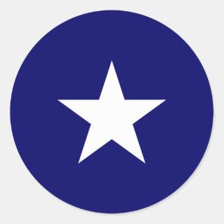 Bonnie Blue Stickers