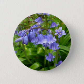 Bonnie Bluebell Button