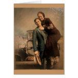 Bonnie & Clyde Card
