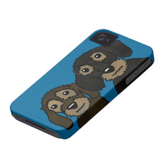 Bonnie & Clyde Case-Mate iPhone 4 Case