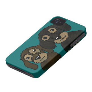 Bonnie & Clyde iPhone 4 Cover