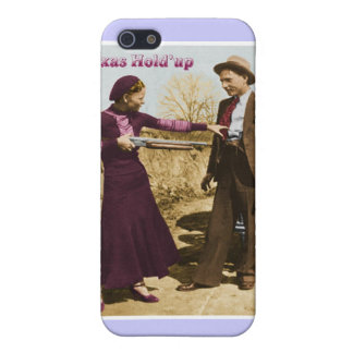 Bonnie & Clyde iPhone SE/5/5s Case