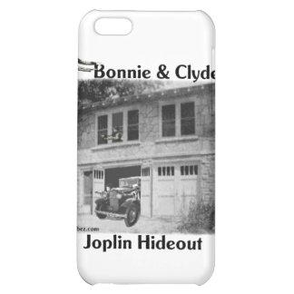 Bonnie & Clyde's Joplin Hideout Case For iPhone 5C