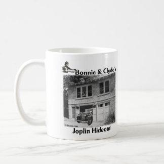 Bonnie & Clyde's Joplin Hideout Coffee Mug