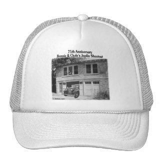 Bonnie & Clyde's Joplin Hideout Trucker Hats