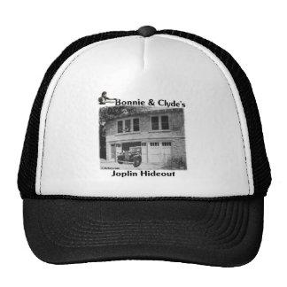 Bonnie & Clyde's Joplin Hideout Mesh Hats