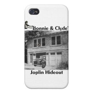 Bonnie & Clyde's Joplin Hideout iPhone 4/4S Case