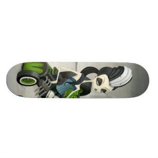 Bonnie DeVille Skateboard