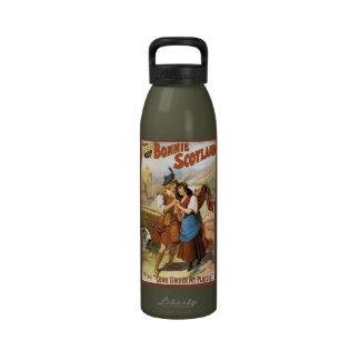 Bonnie Escocia Botella De Agua