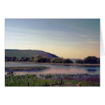 Bonnie Escocia -- Opinión escocesa del lago Felicitacion