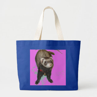 Bonnie in Pink Canvas Bag