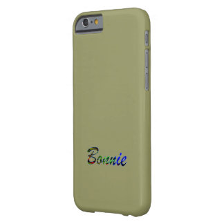 Bonnie iPhone 6 case in Green