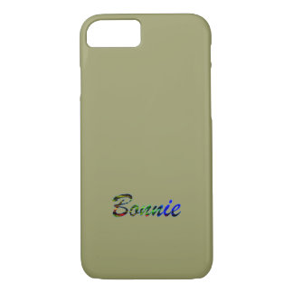 Bonnie iPhone 7 case in Green