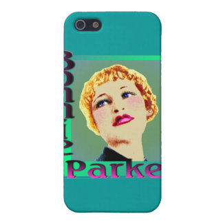 Bonnie Parker Cover For iPhone SE/5/5s