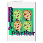 Bonnie Parker Greeting Cards