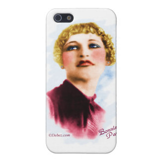 Bonnie Parker iPhone SE/5/5s Case