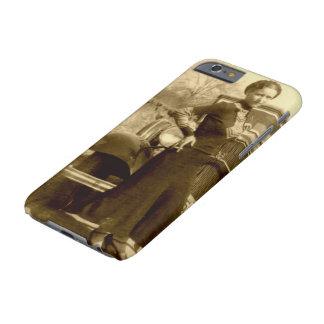 Bonnie Parker - la cuadrilla de la carretilla Funda Barely There iPhone 6