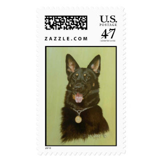 Bonnie Postage Stamp