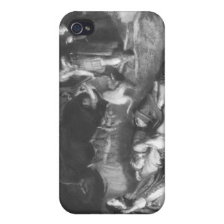 Bonnie Prince Charlie in Hiding iPhone 4 Cover