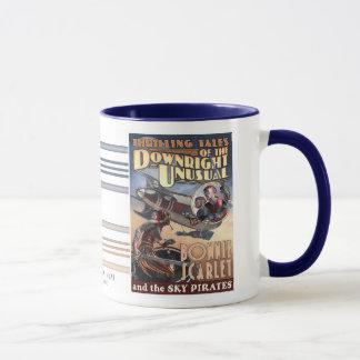 Bonnie Scarlet & The Sky Pirates Mug