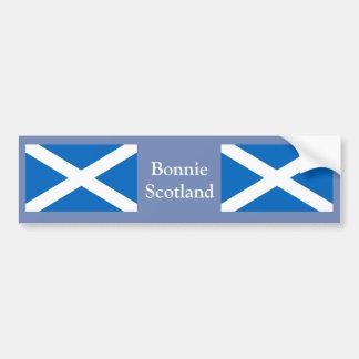 Bonnie Scotland Bumper Sticker