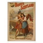 Bonnie Scotland, 'Come Under my Plaidie' Retro The Card