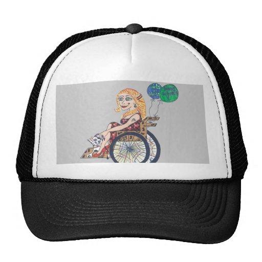 Bonnie soars mesh hat