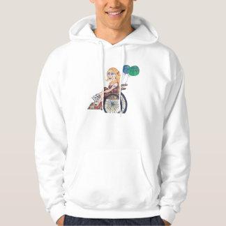 Bonnie soars hooded sweatshirt