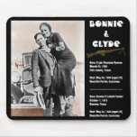 Bonnie y clyde (sepia) en el negro, Army_Heritage_ Tapetes De Ratones