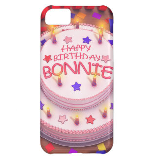 Bonnie's Birthday Cake iPhone 5C Case