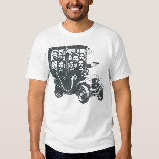 Bonnot Gang T-shirts