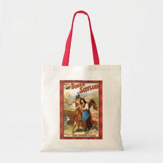 Bonny Scotland Tote Bag
