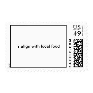 bono de racionamiento local sellos