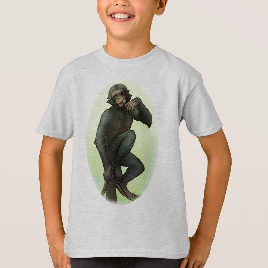 Bonobo Eating Fruit T-Shirt