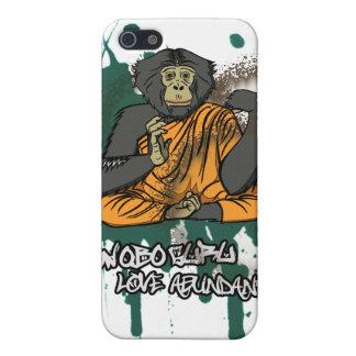 Bonobo Guru iPhone 5 Cases