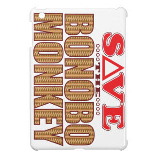 Bonobo Monkey Save iPad Mini Cases