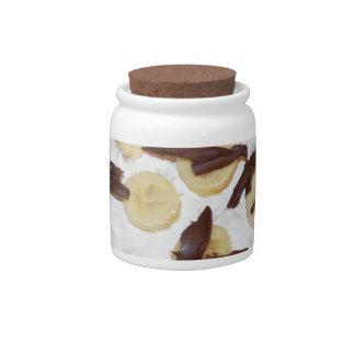 Bonoffi Pie Candy Jars