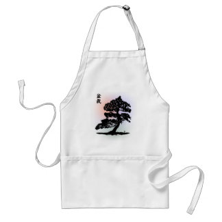 bonsai 01 adult apron
