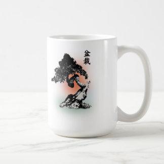 Bonsai 01 coffee mug